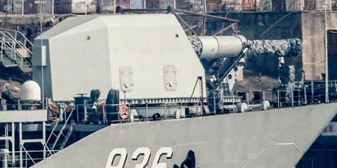 Кина поставила електромагнетни топ на ратни брод 1