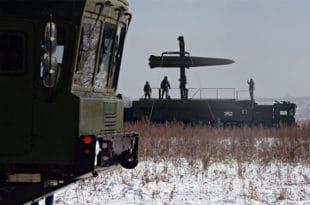 """Русија уз источну границу NATO поставила """"Искандере"""" који нишане америчку ПРО"""