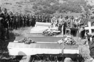 """Књига """"Комунистички злочини у ЦГ и Херцеговини 1941 и 1942 """" промовисана у Подгорици (видео) 11"""