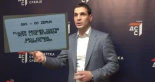 Откривен финансијер ДСС: Милош Јовановић је Вучићев потрчко! (фото)