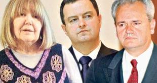 МИРA МАРКОВИЋ: СПС је под липом! Слободаново име користе само пред изборе! 1