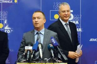 Пајтић: Шутановац наноси изборну штету Ђиласу, а мене клевеће у напредњачком маниру