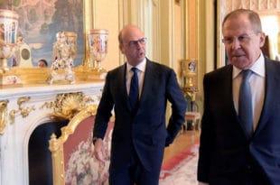 Сергеј Лавров: ОЕБС да се више ангажује на КиМ како би се разрешили сви преостали проблеми у складу са резолуцијом 1244 Савета безбедности УН