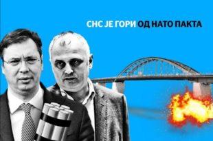 Вести из луднице : Мост на Палилули