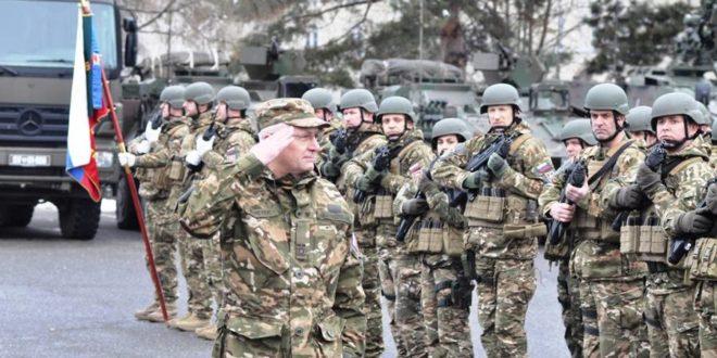 Елитна 72. бригада Словеније не може да положи тест борбене готовости НАТО