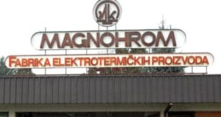 Краљево: Продаје се Магнохром, фабрике, рудници, пословни комплекси, покретна и непокретна имовина