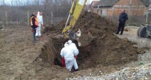 Обреновац: Откривена још једна локација нелегално закопаног опасног отпада 12