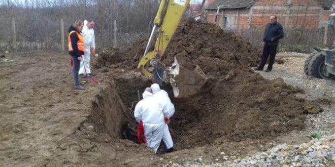 Обреновац: Откривена још једна локација нелегално закопаног опасног отпада 1