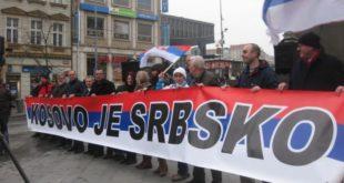 Демонстранти позвали чешку владу да повуче признање Косова
