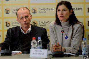 Репортери без граница: У Србији се не поштује слобода штампе