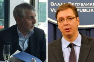 Срђан Ного: Горан Веселиновић - Вучићев кум и лични банкар (видео)