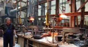 Пад индустријске производње у августу за 4,3 одсто 4