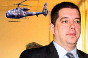 Марко Ђурић спискао 4,9 милиона на вожњу хеликоптером 10
