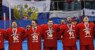 ПРКОС Русима је забрањена химна на Играма, али како су само загрмели хокејаши после злата... (видео) 5