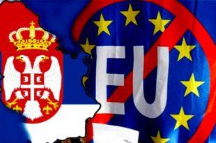 ЕУ не зна садржај докумената који ће потписати Вучић и Хоти