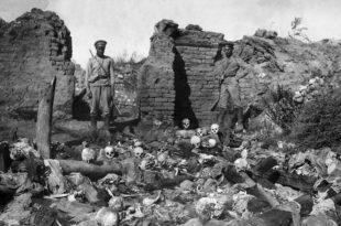 Холандски посланици признали турски геноцид над Јерменима за време Отоманског царства
