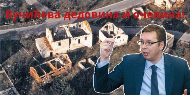 Политички трговац из Бугојна не зна како се води државна и национална политика Србије