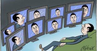 Бесрамна доминација Вучића у медијима, РЕМ увек ради у служби власти