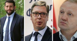 Обрадовић: Ђилас и Шапић су ћутали поводом и Бриселског споразума и Београда на води 5
