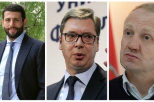 Обрадовић: Ђилас и Шапић су ћутали поводом и Бриселског споразума и Београда на води
