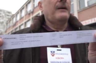 Срео се на гласању са СНС ботом који је пријављен у његовом стану! (видео)