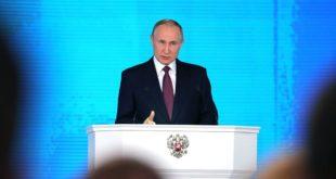 Путиново обраћање — почетак нове епохе у свету 15