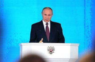 Путиново обраћање — почетак нове епохе у свету