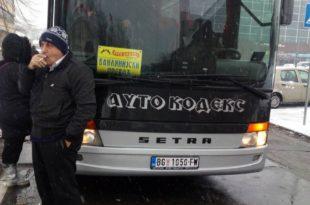 Фантомски гласачи аутобусима довезени у Београд – ево и где су смештени!