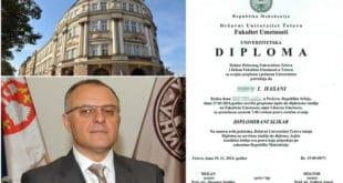 Универзитет у Нишу ПОСТАО МЕКА за масовно нострификовање диплома шиптара 4