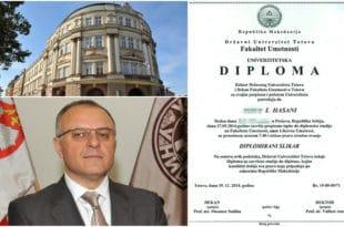Универзитет у Нишу ПОСТАО МЕКА за масовно нострификовање диплома шиптара