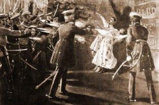 У мајском преврату 1903. убијено је још око две стотине најближих сарадника српског краља али и 123 најближа члана краљевске породице Обреновић