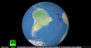 Од нове руске ракете нема сакривања ни бежања било где на планети (видео)