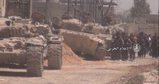 Сиријска армија преузела контролу над Харастом, важним упориштем побуњеника и терориста