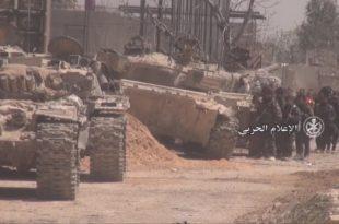 Сиријска армија преузела контролу над Харастом, важним упориштем побуњеника и терориста 8
