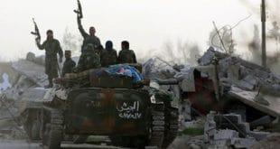 Сиријска армија расеца Источну Гуту на северну и јужну зону (видео)