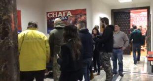 У централи СПС-а у Београду сви као да су посрани (видео) 6