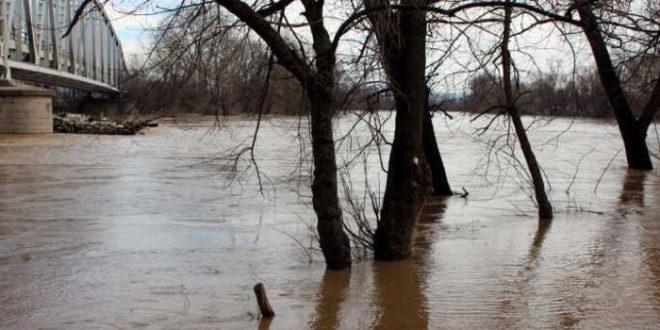 Ванредна одбрана од поплава на Јужној Морави 1