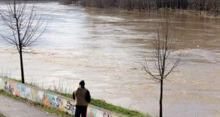 Киша и град у Јагодини, водостај Мораве и даље расте 8