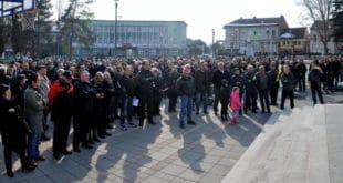 Народ Пожеге пети пут за месец протестује против Вучићевог велеиздајничког режима 10