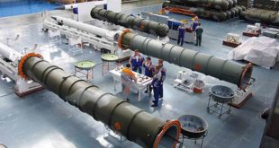Русија започела серијску производњу зенитног ракетног система С-500 2