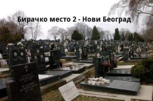 """СКАНДАЛ НА НОВОМ БЕОГРАДУ! """"Мртви"""" дошли да гласају за СНС"""