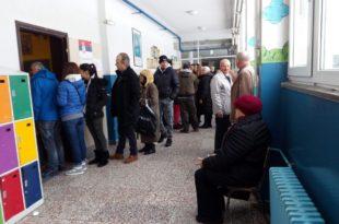 У Београду највећа излазност бирача на изборе у задње четири године!