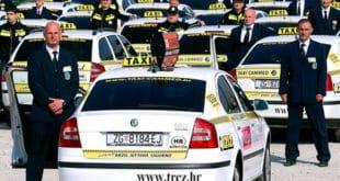 """Хрватски такси превозник """"Камео"""" од априла и у Београду"""