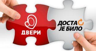Коалиција ДЈБ Двери остварила двоцифрени резултат у Београду 8