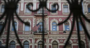 Русија затвара амерички конзулат у Санкт Петербургу и протерује 60 дипломата 1