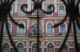 Русија затвара амерички конзулат у Санкт Петербургу и протерује 60 дипломата
