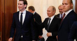 КУРЦ ПРОТИВ ПЛАНОВА ЕУ: Аустрија неће повлачити амбасадора из Русије