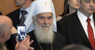 """СПЦ и патријарх Иринеј сматрају штетним Закон о заштити података о личности, јер сматрају да """"задире у унутрашњи правни поредак СПЦ"""" 12"""