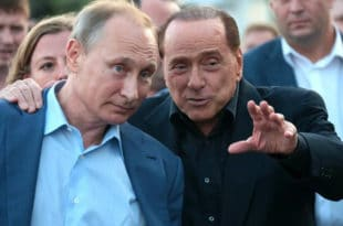 ЕВРОПА У ПАНИЦИ: Берлусконијевом победом Путин улази на велика врата у Европу!