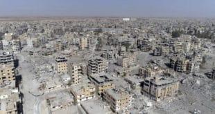 Москва позвала САД и њихове савезнике да Сирији хитно врате град Раку 1